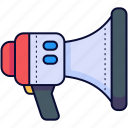 advertising, digital, marketing, marketingbulhorn, megaphone