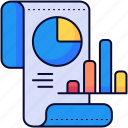 analysis, benefits, diagram, growth, report, statistic