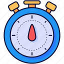 clock, stopwatch, time, timer