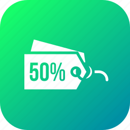 buy, discount, ecommerce, off, offer, sell, tag icon