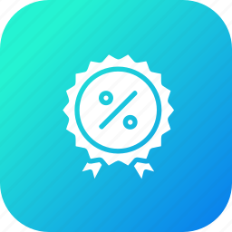 award, badge, ecommerce, finance, profit, ratio, winner icon