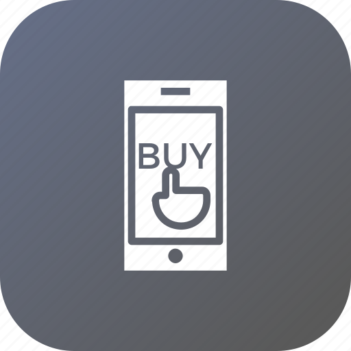 buy, device, mobile, online, sell, store, touch icon