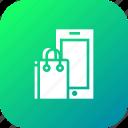 bag, carrybag, handbag, mobile, sell, shop, shopping