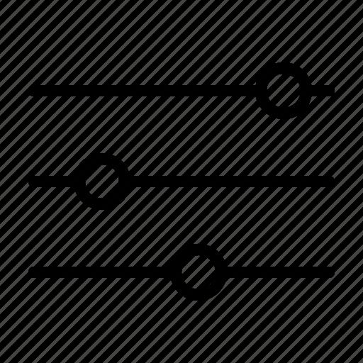 arrange, filter, more, sort, sorting icon