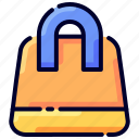 bag, bukeicon, ecommerce, shopping icon