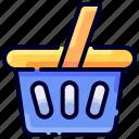basket, bukeicon, buy, ecommerce, shopping