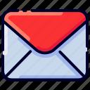 bukeicon, ecommerce, mail, marketing, shop, shopping icon