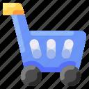 basket, bukeicon, ecommerce, internet, market, shopping, trolly