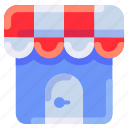 bukeicon, ecommerce, online, shop, shopping, store