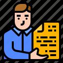 avatar, business, economic, entrepreneurship, owner icon