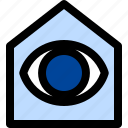 security, house, protection