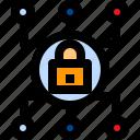security, system, padlock, locked, lock, technology