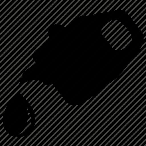 drop, edit, fill, graphics, pot, tea, tool icon