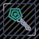 case, chest, counter-strike, cs:go, key, skins, swat icon