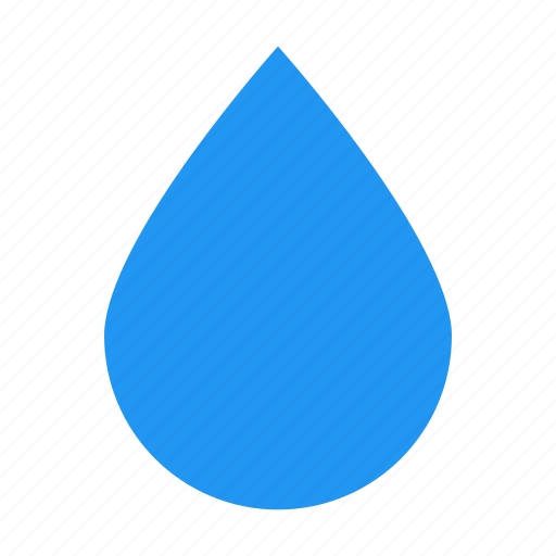 blur, drop, water icon