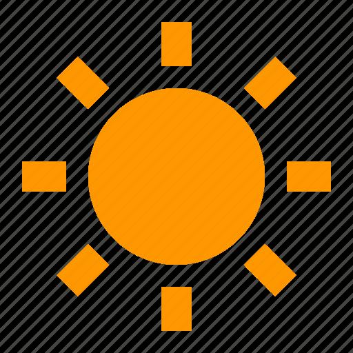 Brightness, bright, light, sun icon - Download on Iconfinder