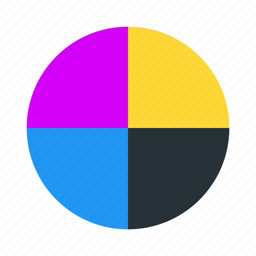 cmyk, color, colors, design, rgb icon
