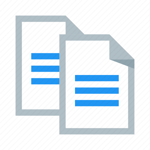 copy, documents, duplicate, files, page, pages icon