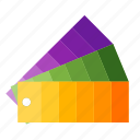 color, colors, design, pallet, pantone icon