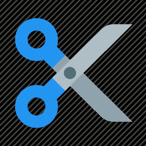 Scissors, crop, cut, cutting icon - Download on Iconfinder