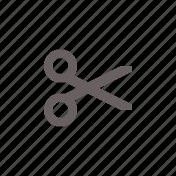 cut, edit, paper, scissors, tool, tools icon
