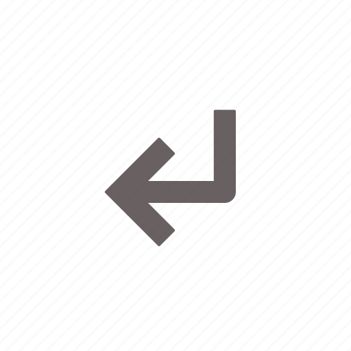 arrow, down, enter, format, left, move, return, text icon