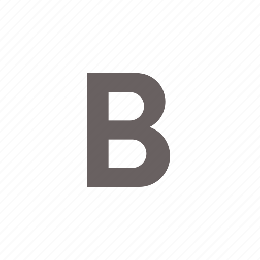 bold, document, documents, format, text icon