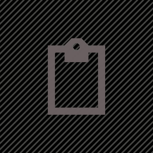 clipboard, copy, paper, paste, task icon