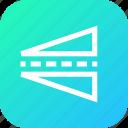 flip, roatation, rotate, select, tool, transform, vertical icon