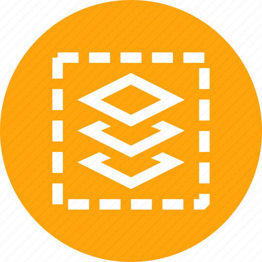 all, layer, layers, select, stack icon
