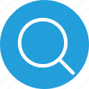find, large, magnify, search, tool, zoom