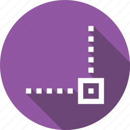 box, corner, edge, grid, point, snap, tool icon