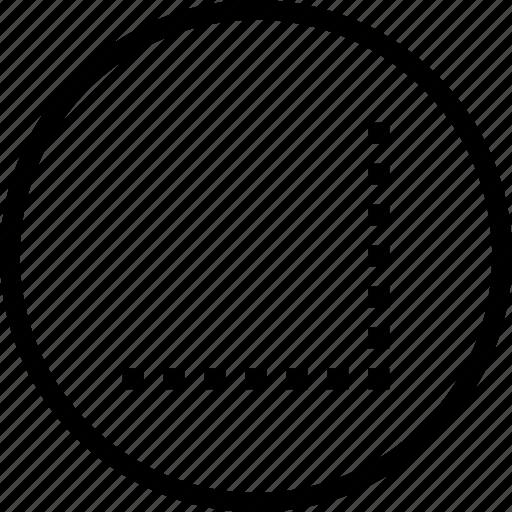bound, box, edge, grid, snap, tool icon