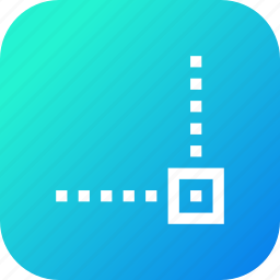 box, corner, edge, grid, point, snap, tool icon
