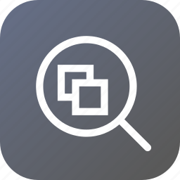 drawing, fit, magnify, selection, tool, window, zoom icon