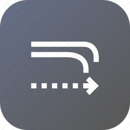 corner, corners, rounded, scale, scaling, stroke icon