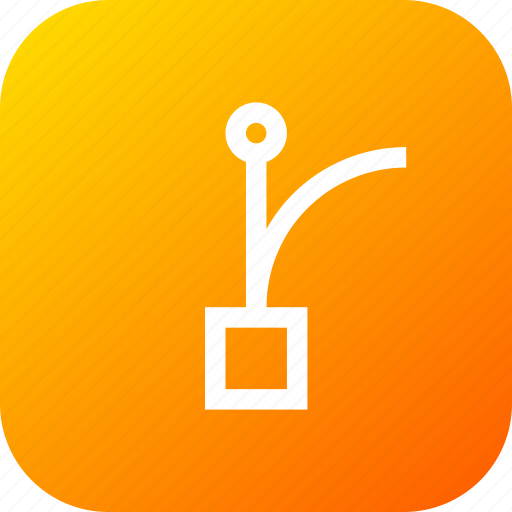 bezier, handle, node, point, select, show, tool icon