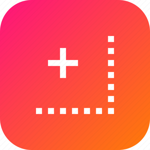 add, bound, center, grid, object, rotate, snapping icon