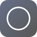 arc, arcs, circle, create, ellipse, round, tool icon