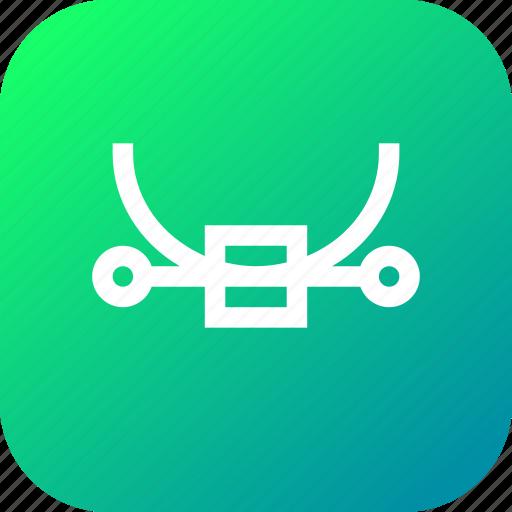 make, node, same, select, simillar, symmetric, tool icon