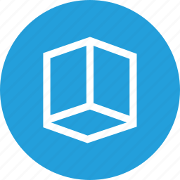 box, create, cube, design, graphic, shape, tool icon