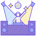 club, dj, music, party