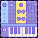 dj, instrument, music, synthesizer icon