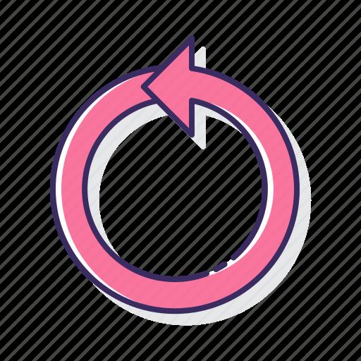 Arrow, loop, repeat, sync icon - Download on Iconfinder