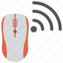 computing, input device, mouse, pointing device, wireless mouse icon