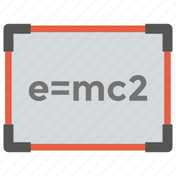 einstein equation, emc2, mass energy equivalence, physics, relativity theory icon