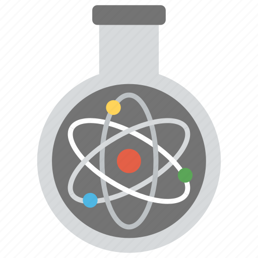 chemical, flask, laboratory, research, scientific research icon