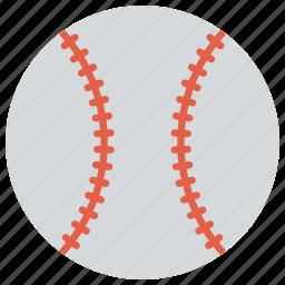 baseball, cricket ball, sports ball, tennis accessories, tennis ball icon