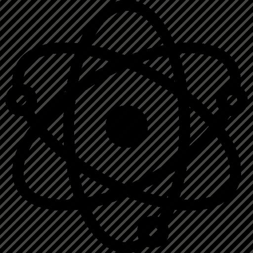 atomic, atomizing, core, nuclear icon icon
