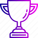 award, cup, prize, winner icon